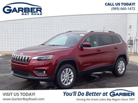 New 2019 Jeep Cherokee North 4WD