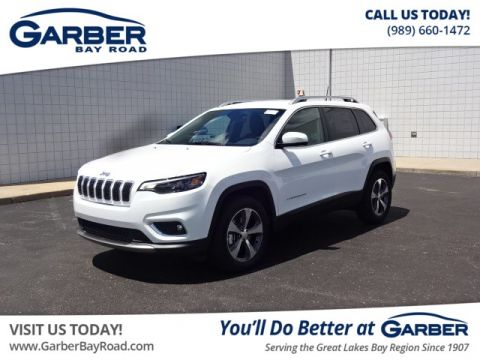 New 2019 Jeep Cherokee Limited 4x4 4WD