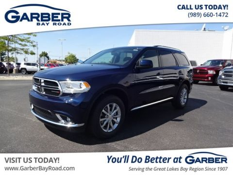 New 2018 Dodge Durango SXT AWD AWD