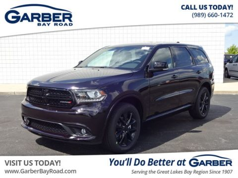 New 2018 Dodge Durango GT AWD AWD