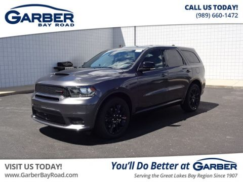 New 2018 Dodge Durango R/T AWD