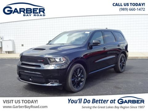 New 2018 Dodge Durango R/T AWD AWD