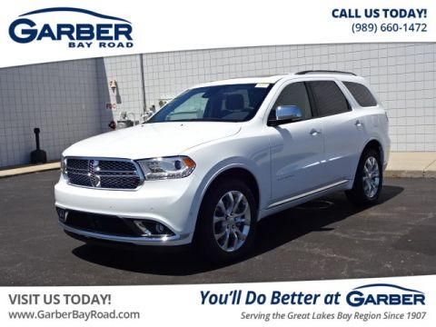 New 2018 Dodge Durango Citadel AWD AWD