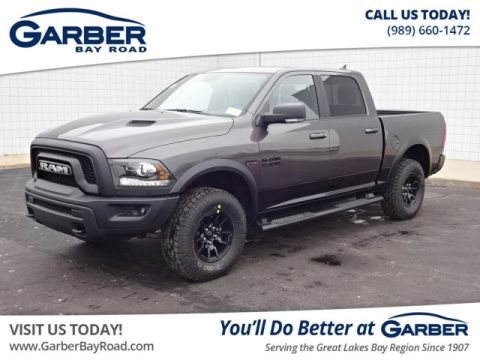 New 2018 RAM 1500 Rebel 4WD