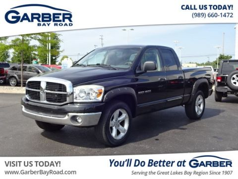 Pre-Owned 2007 Dodge Ram 1500  4WD