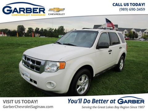 Pre-Owned 2011 Ford Escape XLT 4WD