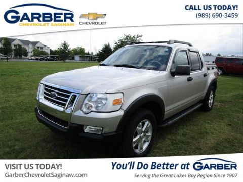 Pre-Owned 2007 Ford Explorer Sport Trac XLT 4.0L 4WD