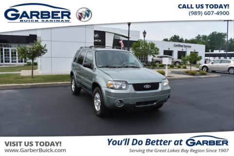 Pre-Owned 2006 Ford Escape Limited 3.0L 4WD