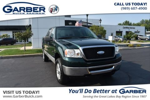 Pre-Owned 2007 Ford F-150 XLT 4WD