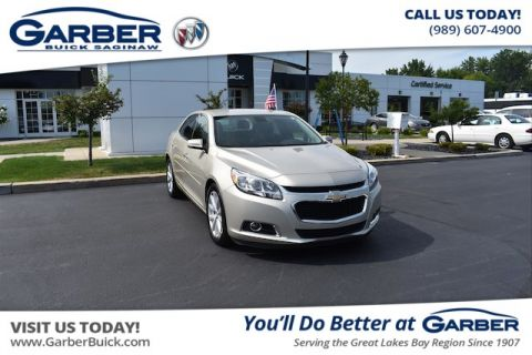Certified Pre-Owned 2014 Chevrolet Malibu LT w/2LT