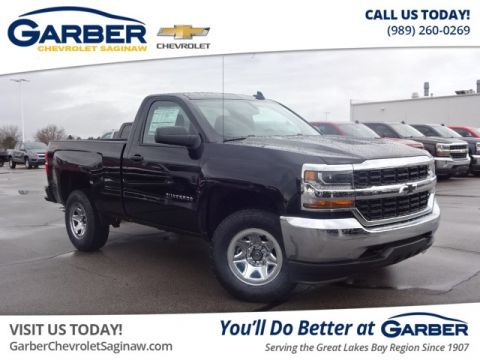 New 2018 Chevrolet Silverado 1500  4WD