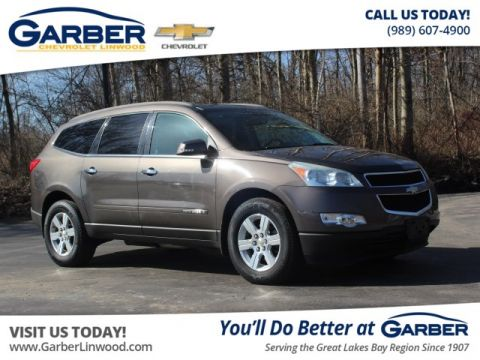 Pre-Owned 2009 Chevrolet Traverse LT AWD