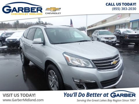 Pre-Owned 2015 Chevrolet Traverse LT w/1LT