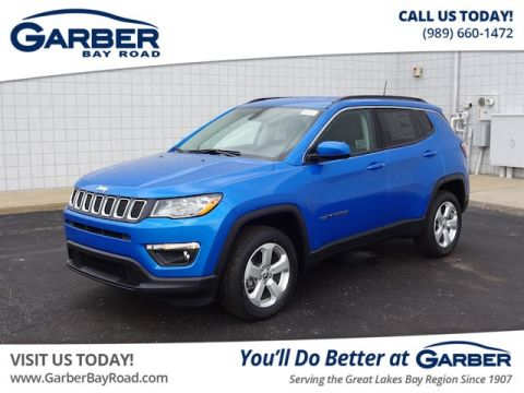 New 2018 Jeep Compass Latitude 4x4 4WD