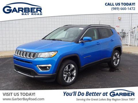 New 2018 Jeep Compass Limited 4x4 4WD