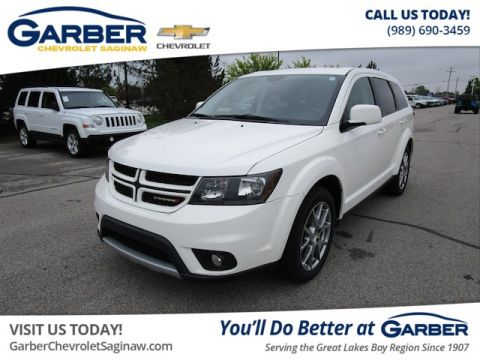 Pre-Owned 2016 Dodge Journey R/T AWD