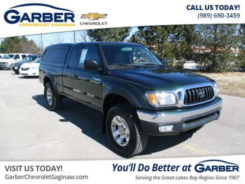Pre-Owned 2002 Toyota Tacoma PreRunner
