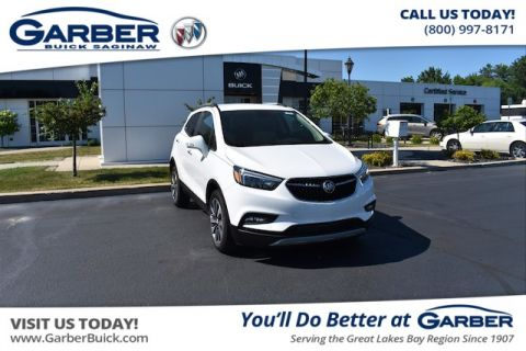 New 2018 Buick Encore Preferred II