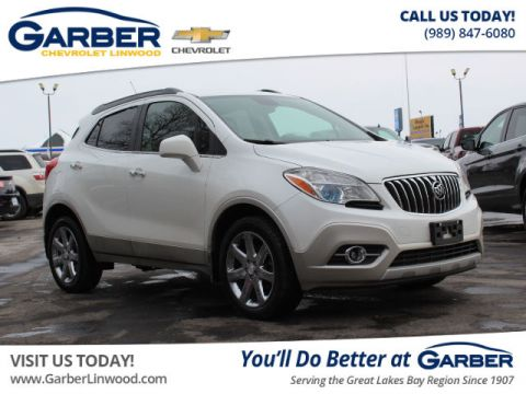 Pre-Owned 2013 Buick Encore Leather AWD