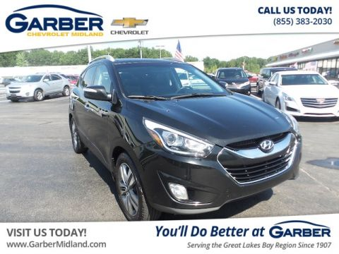 Pre-Owned 2015 Hyundai Tucson Limited AWD