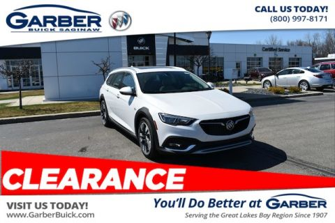 New 2018 Buick Regal TourX Preferred AWD