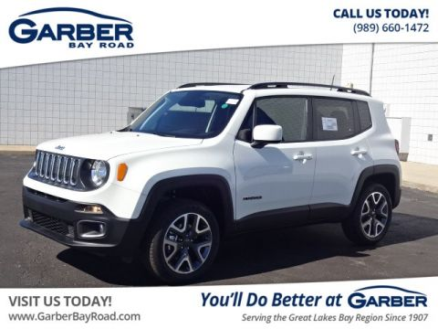 New 2018 Jeep Renegade Latitude 4x4 4WD