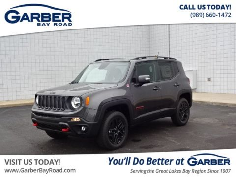 New 2018 Jeep Renegade Trailhawk 4x4 4WD