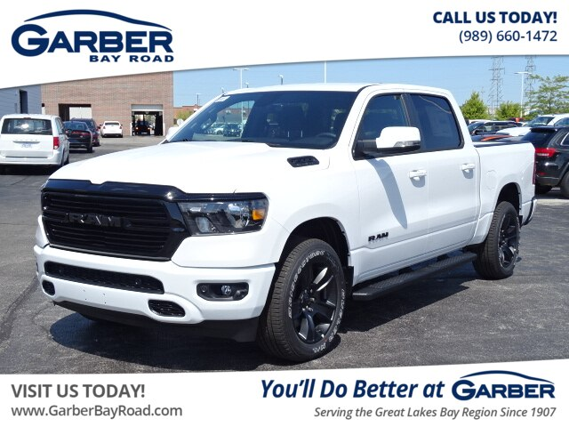 Garber Bay Road >> New 2020 Ram 1500 Big Horn 4wd
