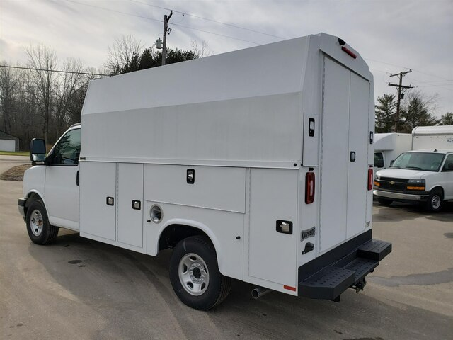 New 2020 Chevrolet Express Cutaway Work Van