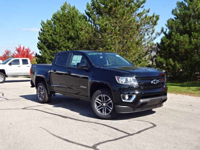 New 2020 Chevrolet Colorado WT