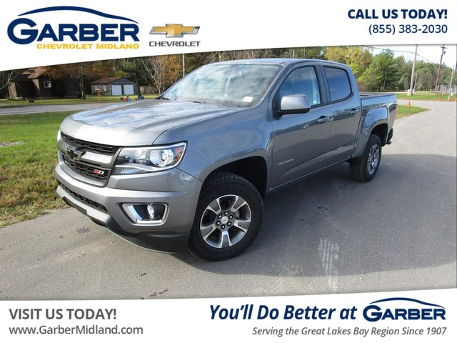 New 2019 Chevrolet Colorado Z71 Truck In K1130729 Go Garber