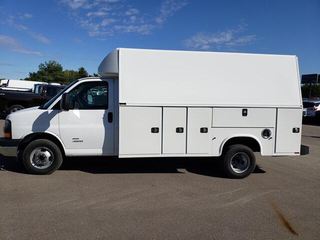 New 2019 Chevrolet Express Cutaway 4500 4500 Van