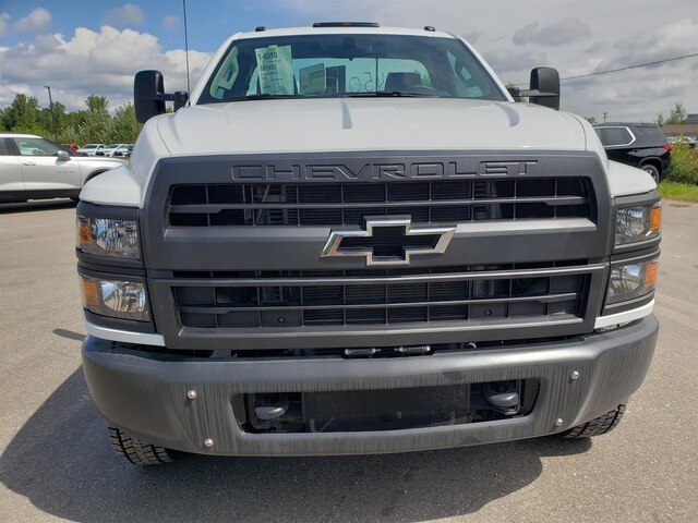 New 2019 Chevrolet Silverado 4500HD 1WT