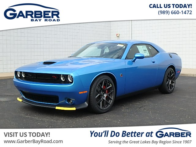 New 2019 Dodge Challenger R T Scat Pack Coupe In Kh508466 Go Garber