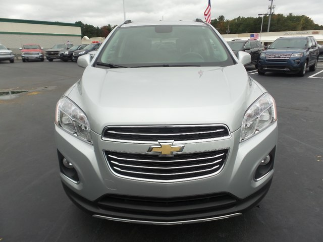 Pre Owned 2016 Chevrolet Trax Ltz Suv In 20557729p Go Garber