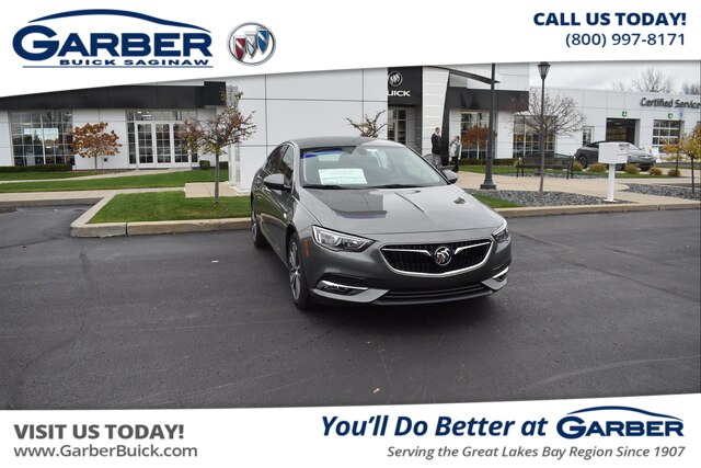 New 2019 Buick Regal Sportback Preferred Ii Hatchback In K1002694