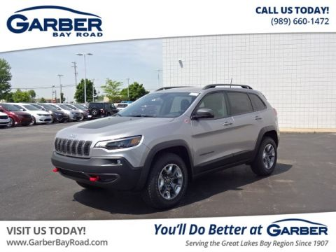 New 2019 Jeep Cherokee Trailhawk 4x4 4WD