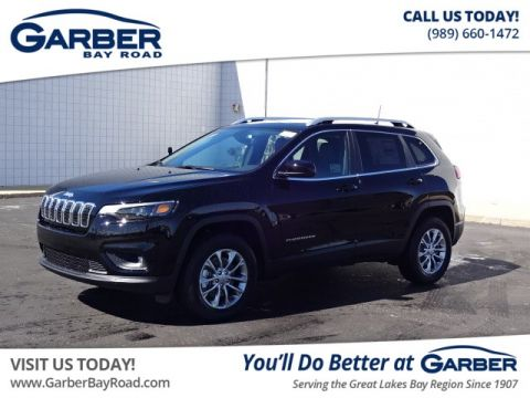New 2019 Jeep Cherokee Latitude Plus 4x4 4WD