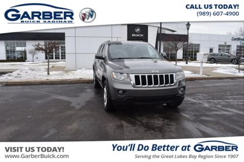 Pre-Owned 2012 Jeep Grand Cherokee Laredo With Navigation & 4WD