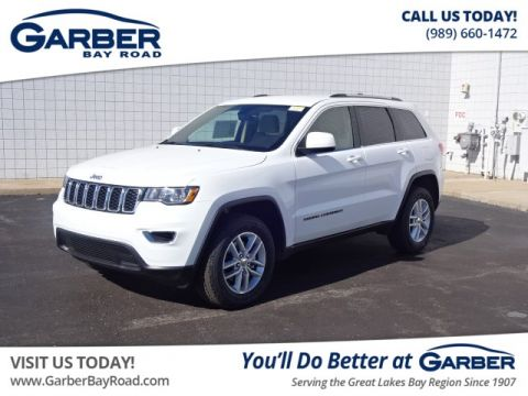 New 2018 Jeep Grand Cherokee Laredo E Pkg 4x4 4WD