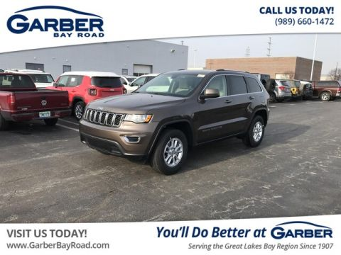 New 2020 Jeep Grand Cherokee Laredo 4WD