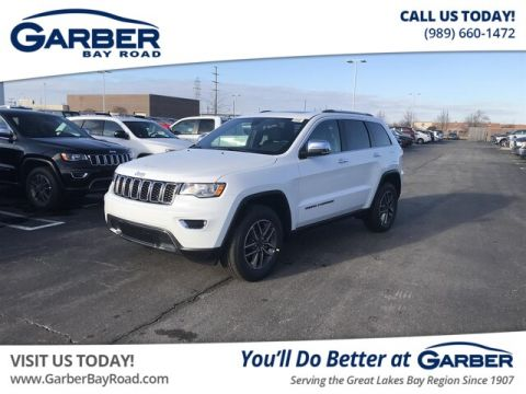 New 2020 Jeep Grand Cherokee Limited With Navigation & 4WD