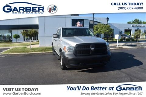 Pre-Owned 2018 RAM 1500 ST 4WD
