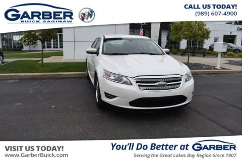 Pre-Owned 2010 Ford Taurus SEL AWD