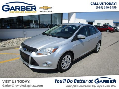 Pre Owned 2012 Ford Focus Se Fwd Sedan
