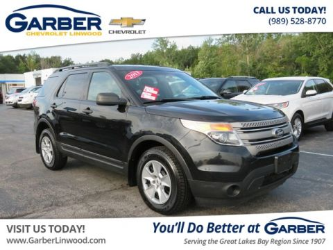 Pre-Owned 2013 Ford Explorer Base 4WD
