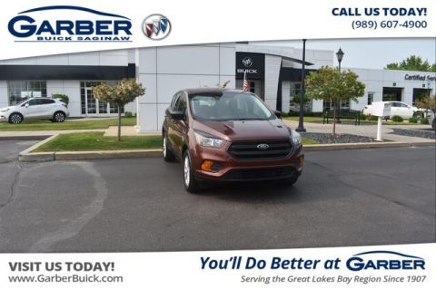 Pre-Owned 2018 Ford Escape S FWD SUV