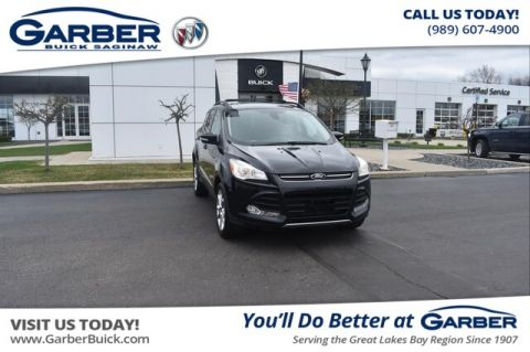 Pre-Owned 2013 Ford Escape SEL 4WD
