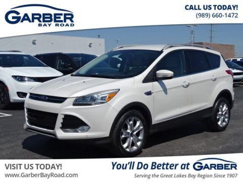 Pre-Owned 2015 Ford Escape Titanium 4WD