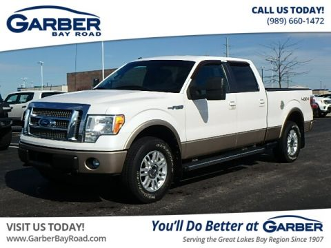 Pre-Owned 2012 Ford F-150 4WD